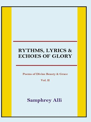 cover image of Rhythms, Lyrics & Echoes of Glory
