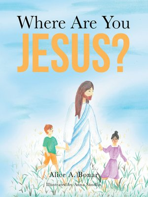 cover image of Where Are You Jesus?