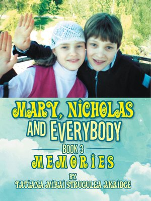 cover image of Mary, Nicholas and Everybody
