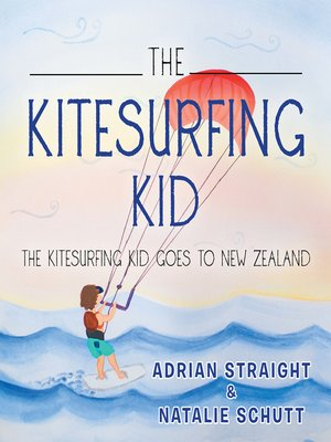 cover image of The Kitesurfing Kid