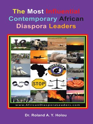 cover image of The Most Influential Contemporary African Diaspora Leaders