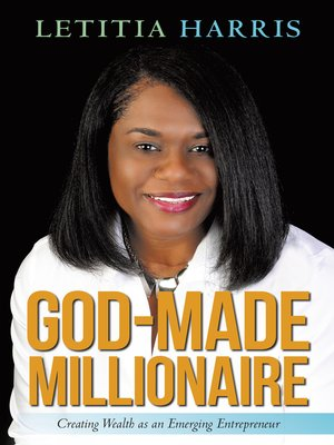 cover image of God-Made Millionaire