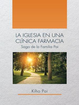 cover image of LA Iglesia en una clínica farmacia