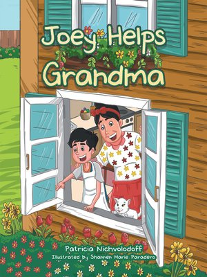 cover image of Joey Helps Grandma