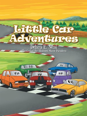cover image of Little Car Adventures
