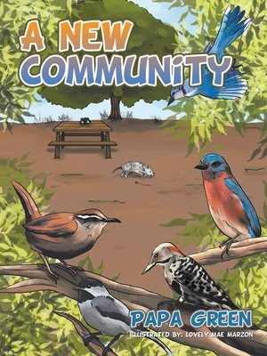 cover image of A New Community