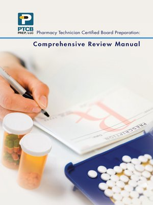 cover image of Pharmacy Technician Certified Board Preparation