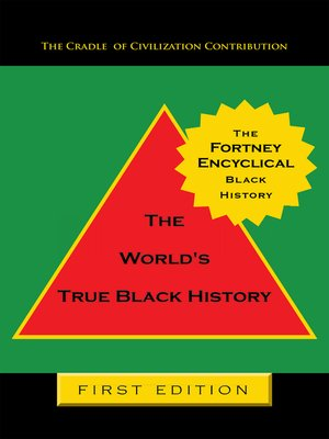 cover image of The Fortney Encyclical Black History