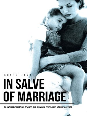 cover image of In Salve of Marriage