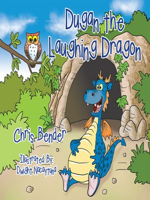 cover image of Dugan the Laughing Dragon