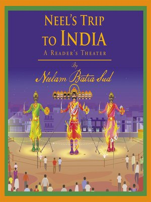 cover image of Neel's Trip to India