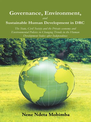 cover image of Governance, Environment, and Sustainable Human Development in DRC