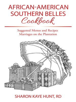 cover image of African-American Southern Belles Cookbook