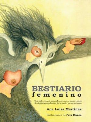 cover image of Bestiario Femenino