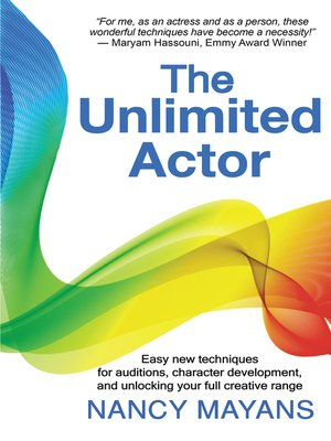 cover image of The Unlimited Actor
