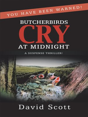 cover image of Butcherbirds Cry at Midnight