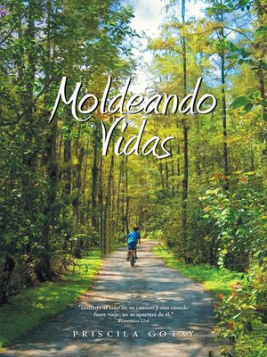 cover image of Moldeando Vidas