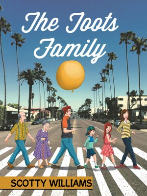 cover image of The Toots Family