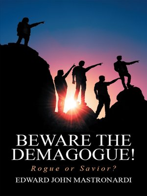 cover image of Beware the Demagogue!
