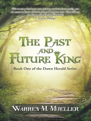 cover image of The Past and Future King