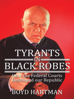 cover image of Tyrants in Black Robes