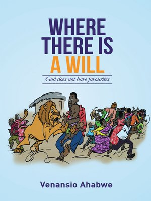cover image of Where There Is a Will