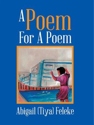 cover image of A Poem for a Poem
