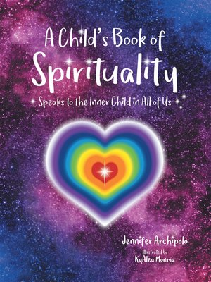 cover image of A Child's Book of Spirituality