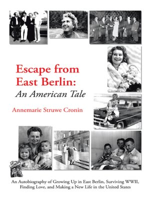 cover image of Escape from East Berlin
