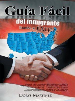 cover image of Guía Fácil Del Inmigrante