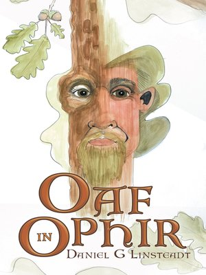cover image of Oaf in Ophir