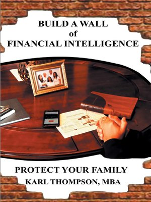 cover image of Build a Wall of Financial Intelligence