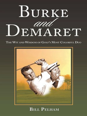 cover image of Burke and Demaret