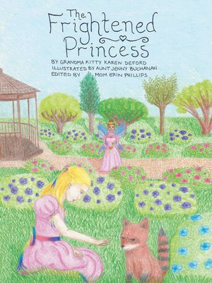 cover image of The Frightened Princess