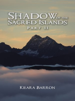 cover image of Shadow of the Sacred Islands
