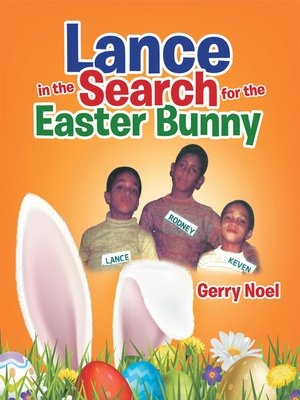 cover image of Lance in the Search for the Easter Bunny