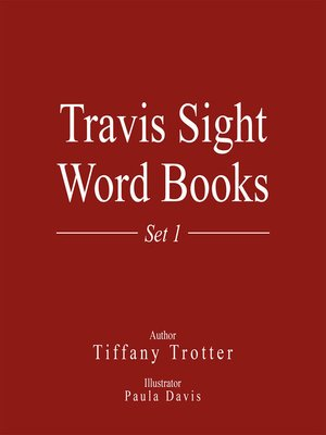 cover image of Travis Sight Word Books