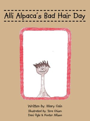 cover image of Alli Alpacas Bad Hair Day
