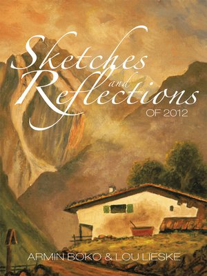 cover image of Sketches and Reflections of 2012