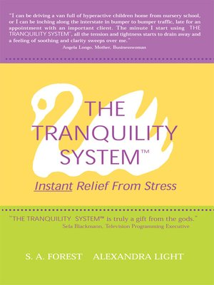 cover image of The Tranquility System
