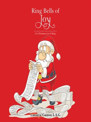 cover image of Ring Bells of Joy