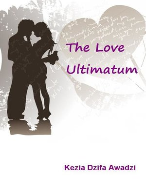 cover image of The Love Ultimatum