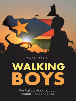 cover image of WALKING BOYS