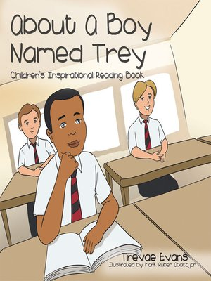 cover image of About a Boy Named Trey