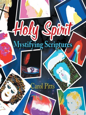 cover image of Holy Spirit Mystifying Scriptures