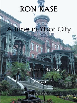 cover image of A Time in Ybor City