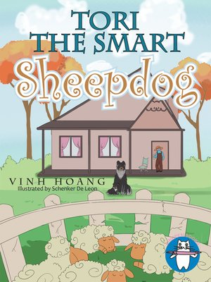 cover image of Tori the Smart Sheepdog