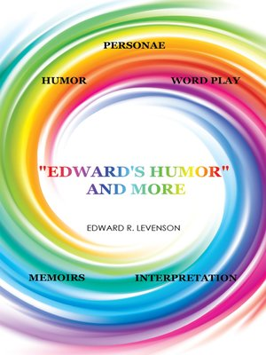 "cover image of ""Edward'S Humor"" and More"