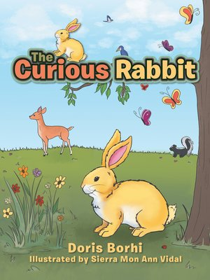 cover image of The Curious Rabbit