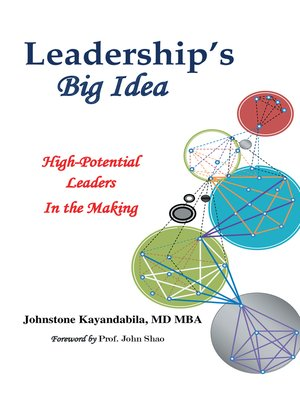 cover image of Leadership's Big Idea